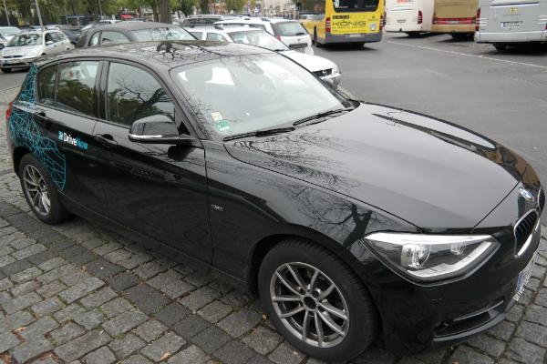 Carsharing Berlin - vier Anbieter kurz vorgestellt