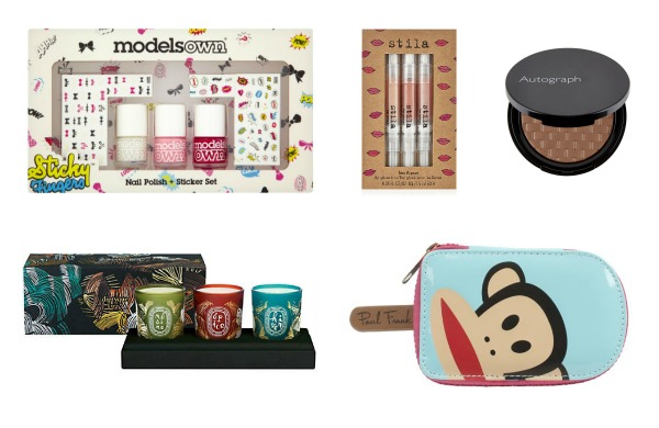 Gifts and Stocking Fillers for Beauty Addicts
