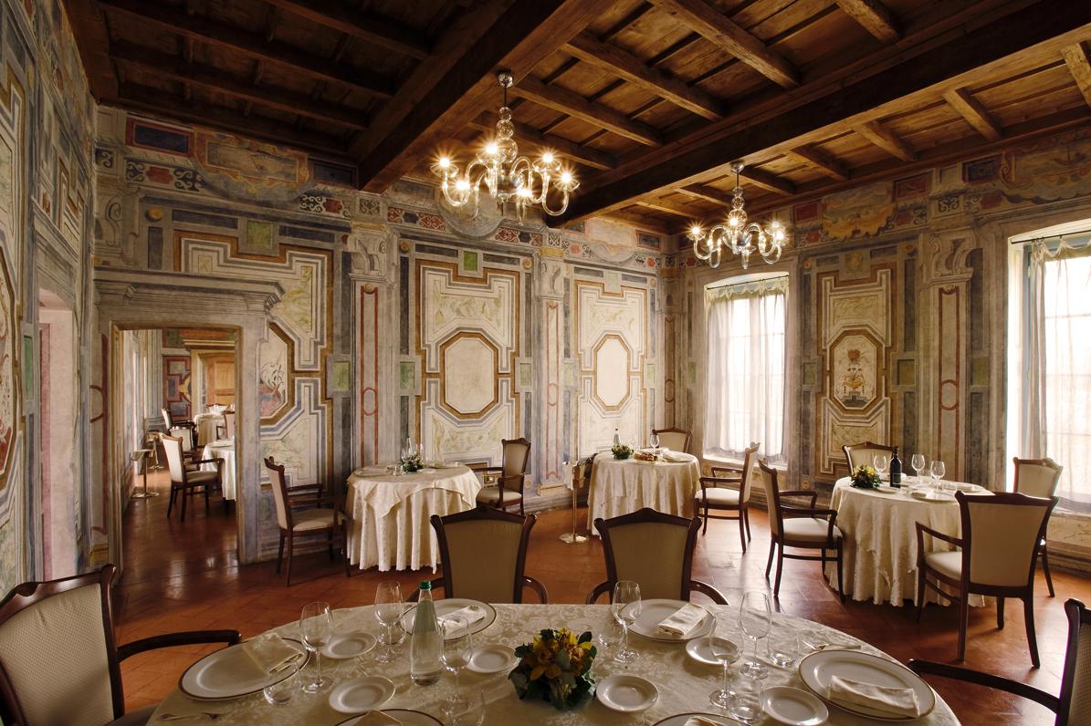 Il ristorante Vico della Torretta a Sesto San Giovanni