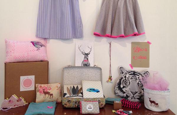 Collectif Plume : l'Atelier créatif showroom pour les enfants !
