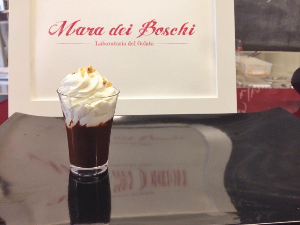 La gelateria Mara dei Boschi di Marco Serra a Torino