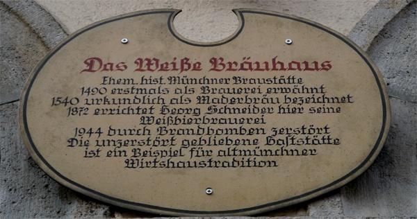 Weisses Bräuhaus München