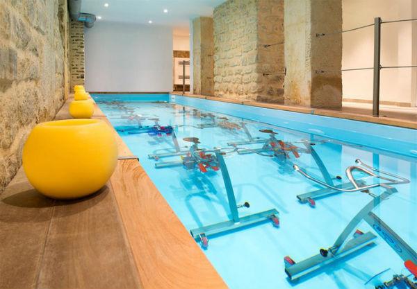 meilleurs club aquabike paris