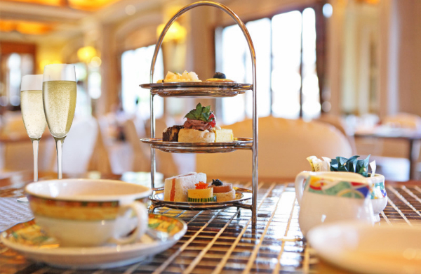 The Top 5 Places for Afternoon Tea in London