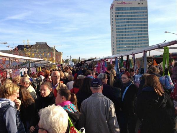 Stoffmarkt Holland in Potsdam