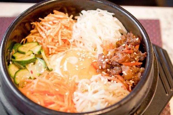 Kims und Arisu - authentische koreanische Restaurants