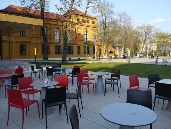 Cafe Ella im Lenbachhaus