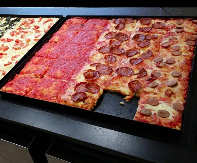 Altero pizza teglia