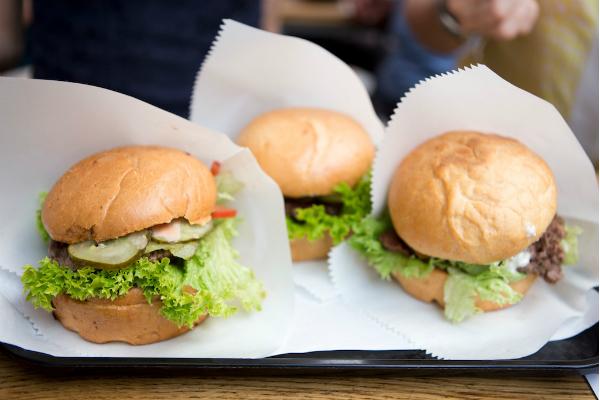 Ruff's Burger - leckere Burger im Herzen von München