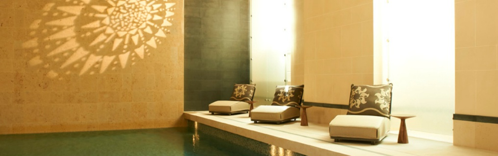 Spa Clarins de l'Intercontinental