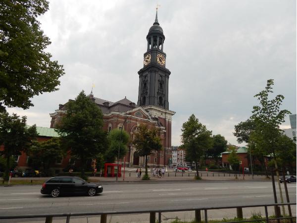 """Turmkirche St. Michaelis – """"Der Michel"""""""