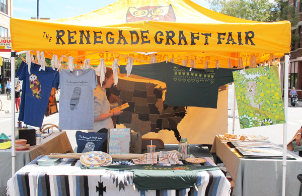Renegade Craft Fair Tests the Limits of 'Locally Handmade'