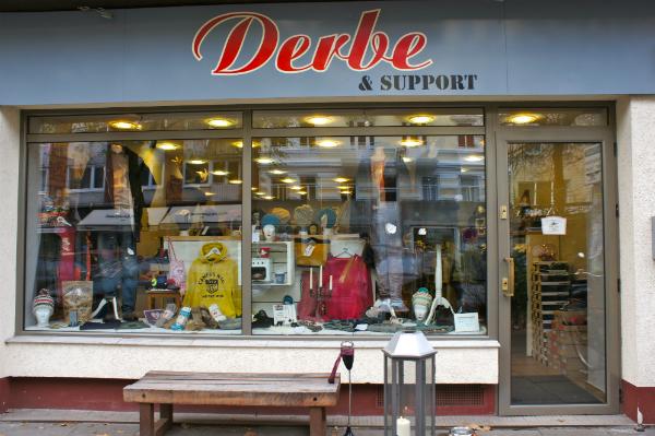 Klamotten shoppen in Eimsbüttel - immer bestens für das Schietwetter gerüstet sein