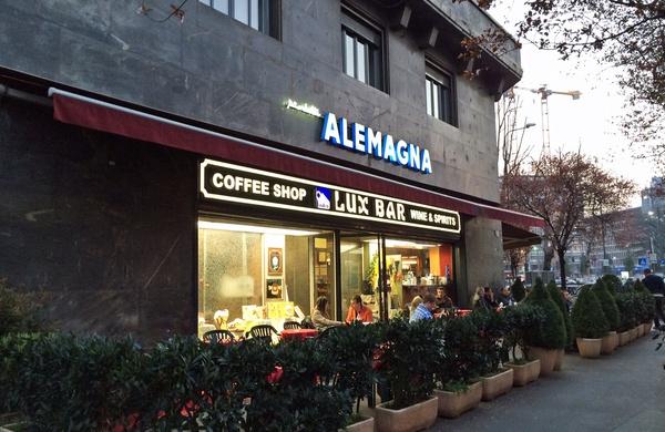 Alemagna Milano