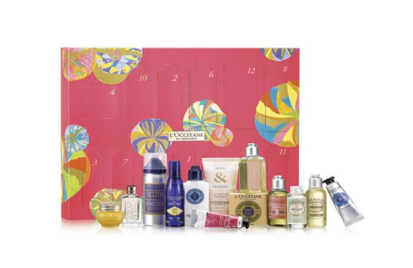 L'Occtaine Beauty Advent Calendar