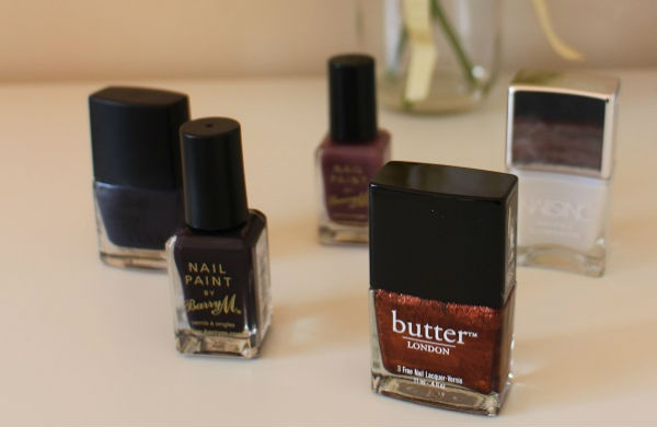 Butter London nail varnish