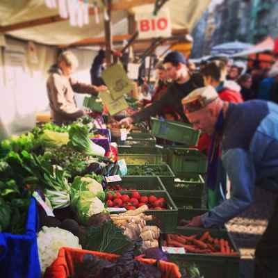 BiOriental Wochenmarkt in Kreuzberg (c) Alexander Winter