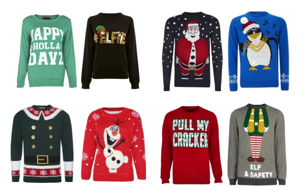 6 Very Serious Things You Need To Consider When Choosing Your Christmas Jumper