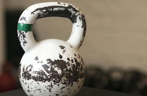 Four Reasons to Use Kettlebells and Four Moves to Get Started