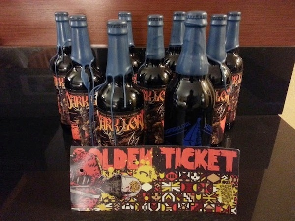 rare beers dark lord