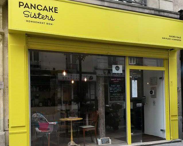 Pancake Sisters ou le retour de la crêpe américaine