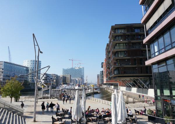 Die 5 schönsten Sehenswürdigkeiten in der Hafencity Hamburg