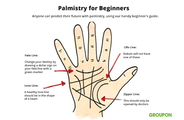 A Beginner's Guide to Palmistry