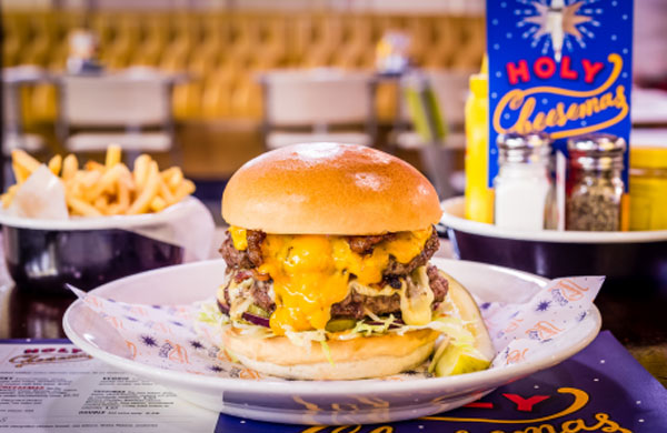 London's Christmas Burger Round Up – December 2014