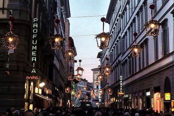 luminarie Firenze