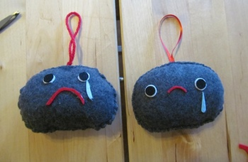 coal ornament step1