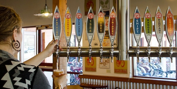 New Belgium Brewery  Fort Collins  Colorado