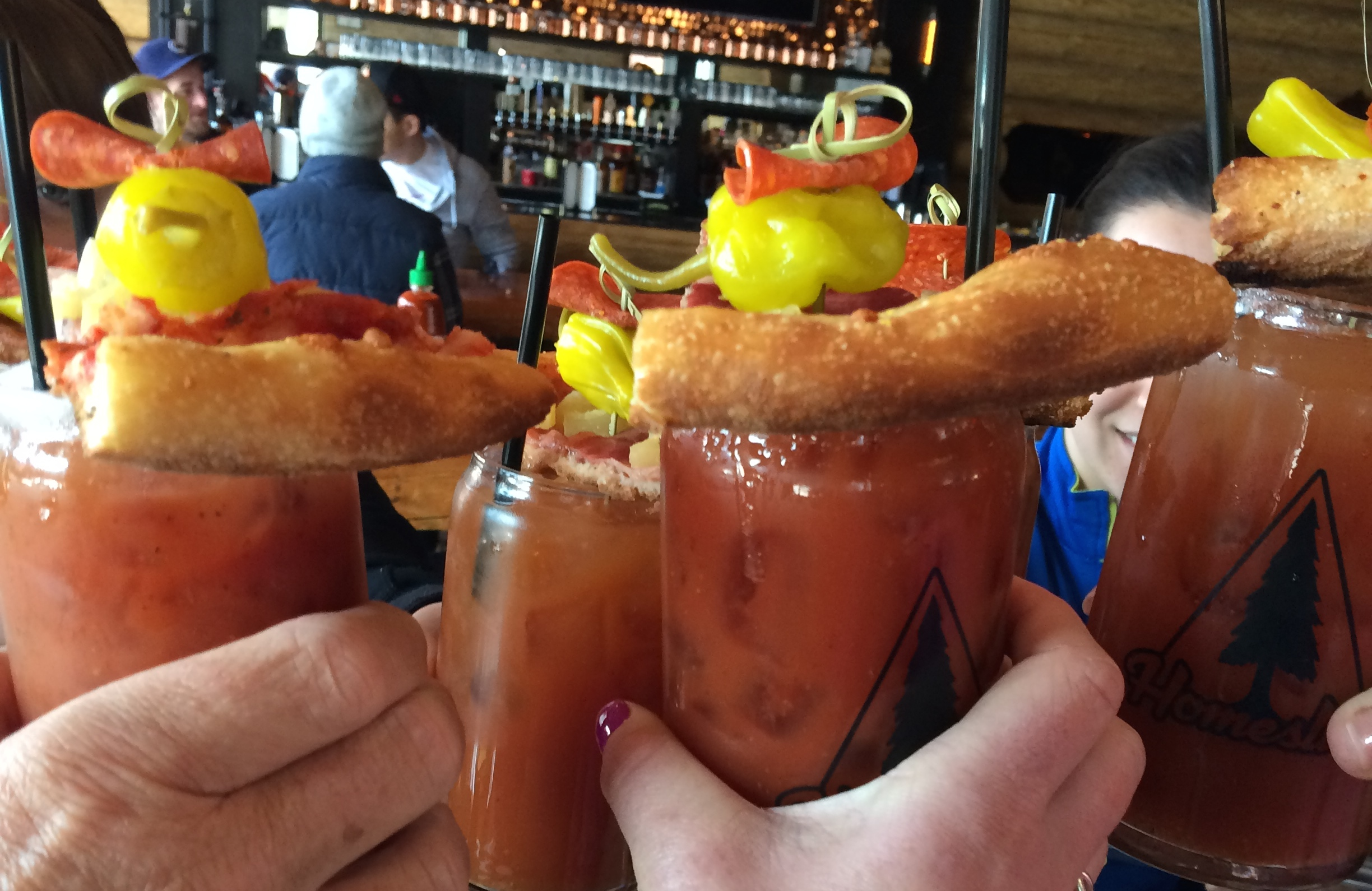 Top Five Bloody Mary's in Chicago