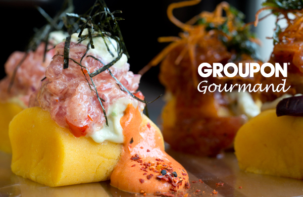 Groupon Gourmand