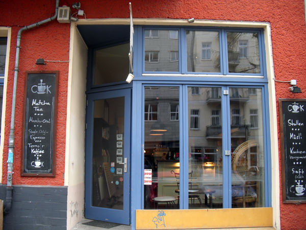 Café CK - Kaffeehimmel im Prenzlauer Berg