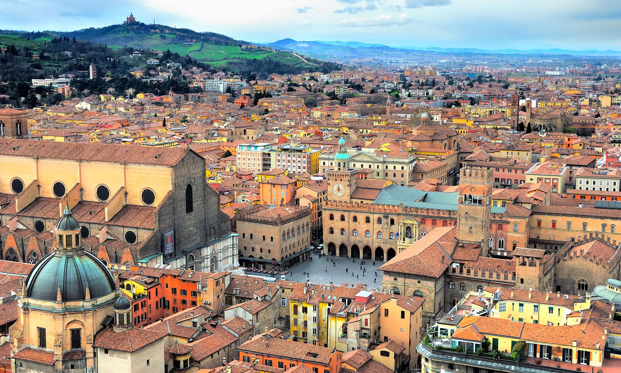 Quattro luoghi romantici e imperdibili di Bologna