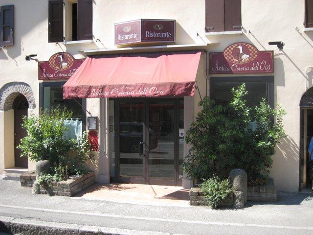 L'Antica Osteria dell'Oca a San Lazzaro di Savena