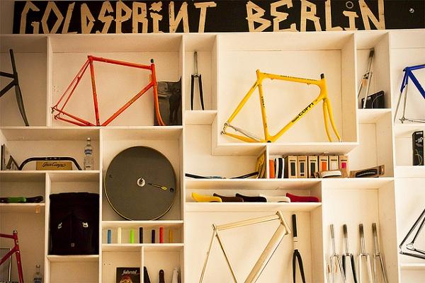 Fahrradhändler Berlin - vom Fixie bis zum Faltrad