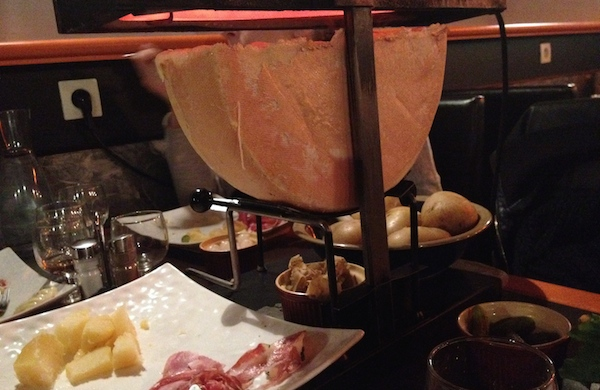 La Raclette, un restaurant d'hiver qui fait chaud au coeur