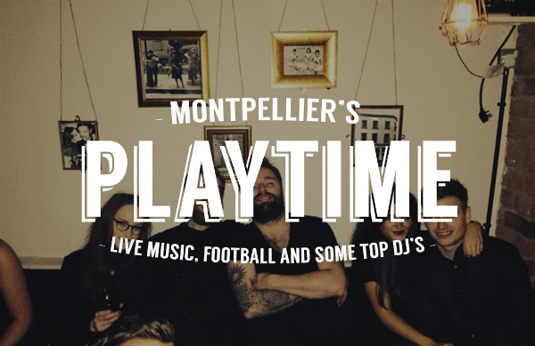 where to watch football in Manchester - Montpelliers