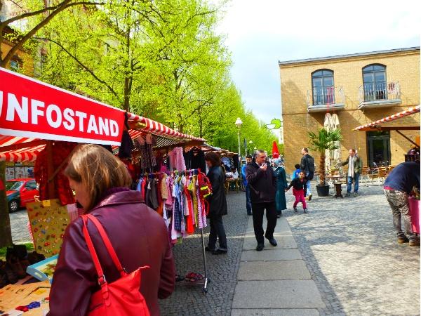 Marheinekeplatz BErlin