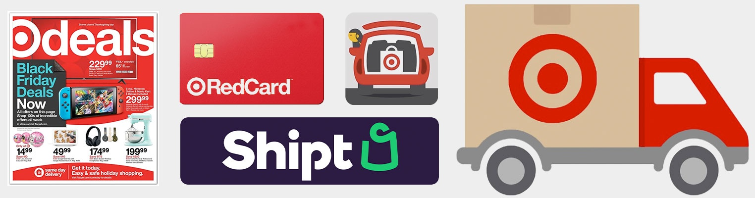 Ways to get free delivery at Target
