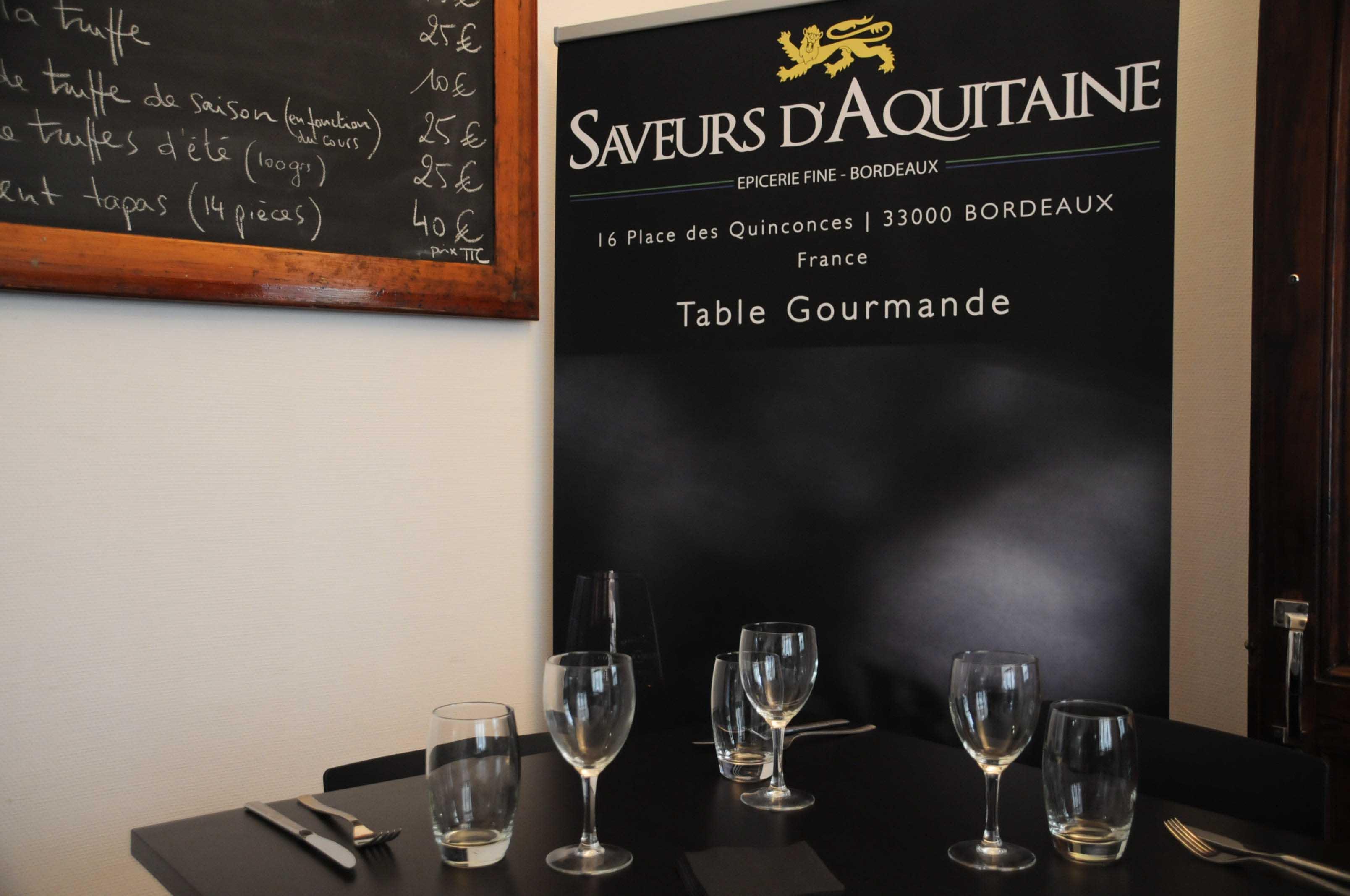 Saveurs d'Aquitaine, l'endroit incontournable pour la truffe à Bordeaux !