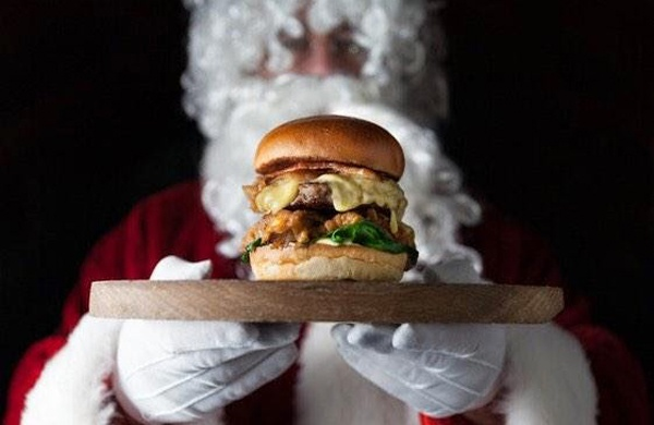 london u2019s christmas burger round up december 2014 ogleshield cheese uk ogleshield substitute