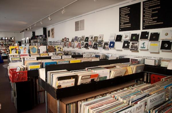 Schallplatten München - Musik zum Anfassen