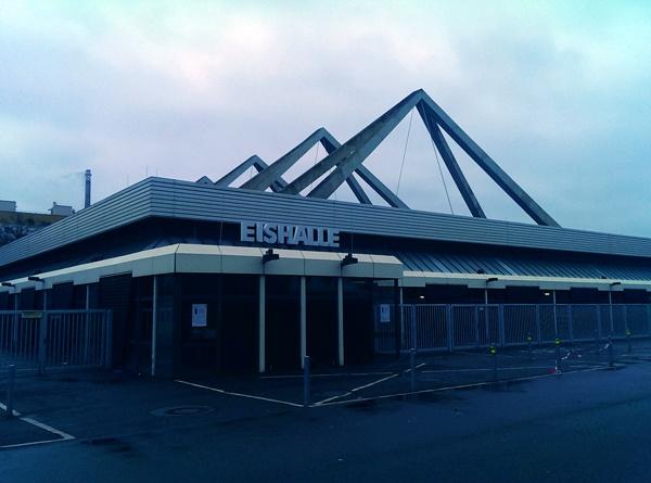 Erika-Hess-Eisstadion Berlin