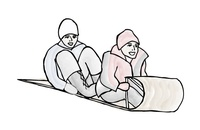 Common Types of Sleds and Tubes  thumbnail