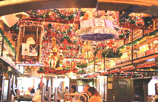 The 12 Most Festive Restaurants in Chicago