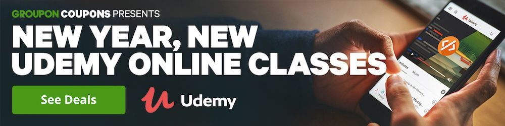 Udemy Popular Online Courses