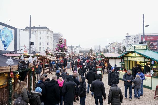 Weihnachtsmärkte Hamburg - von besinnlich bis frivol
