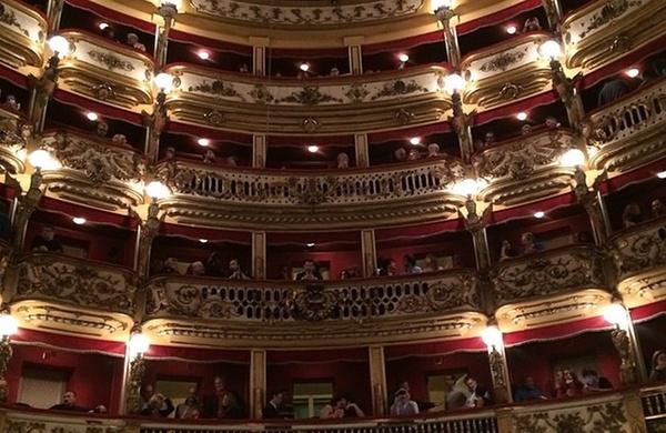teatro Belini Napoli
